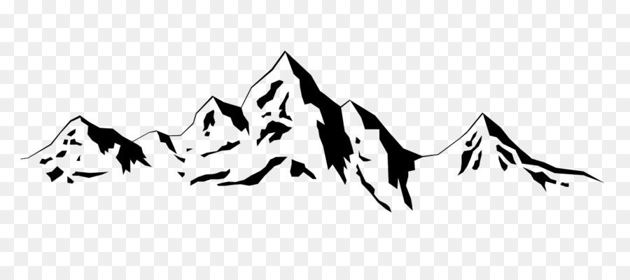Mountain royaltyfree clip.