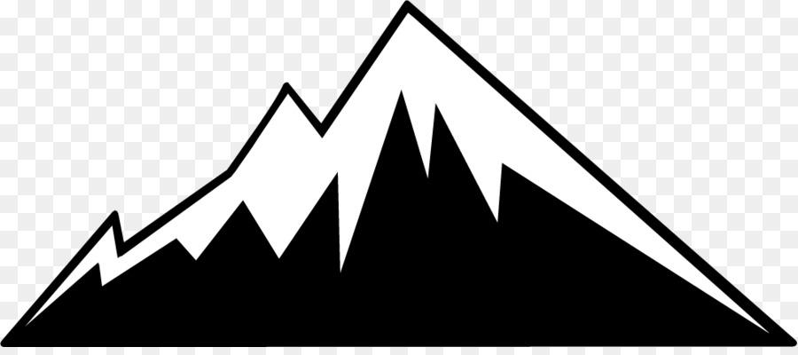 Mountain cartoon clipart.