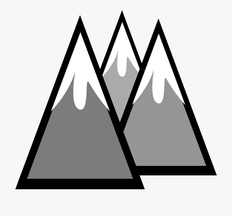 Mountain clipart mountains.
