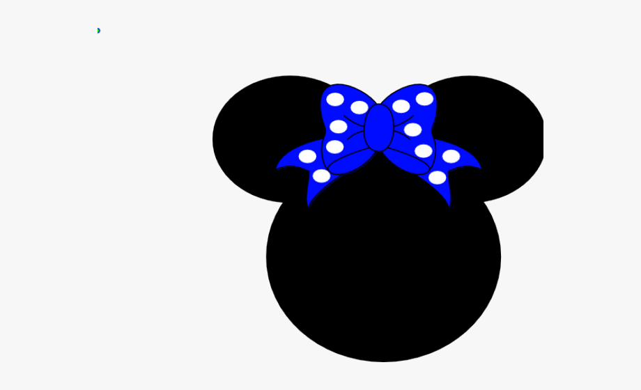 Minnie mouse clipart.