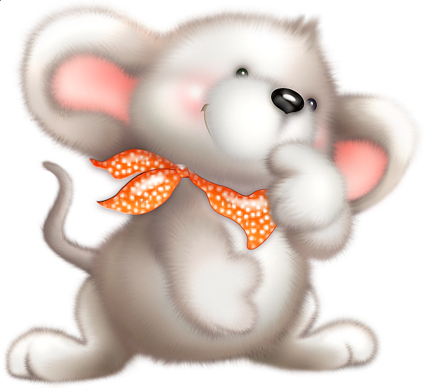 Cute Mice Clipart