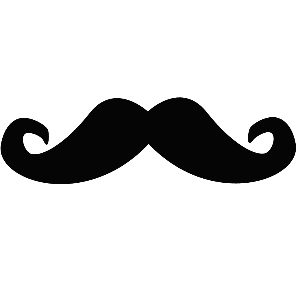 Clipart mustache high resolution, Clipart mustache high