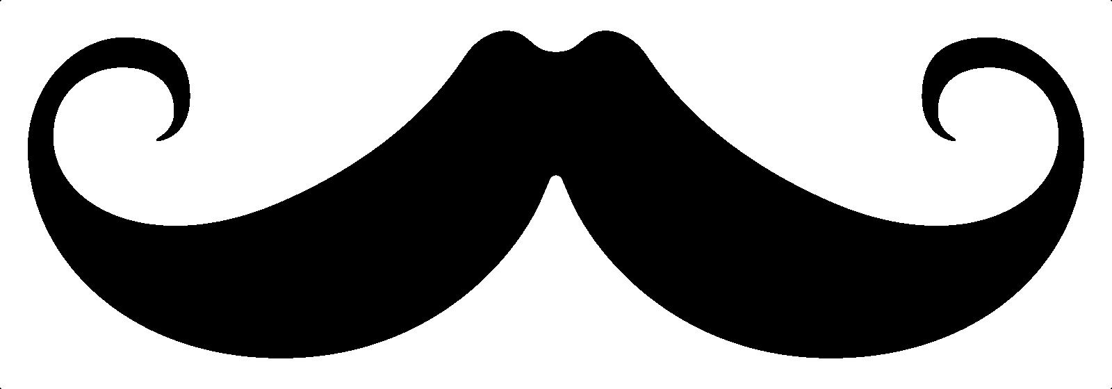 Moustache clipart western.