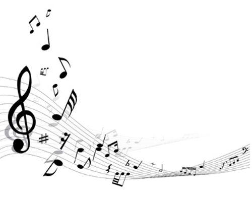 Musical borders music.