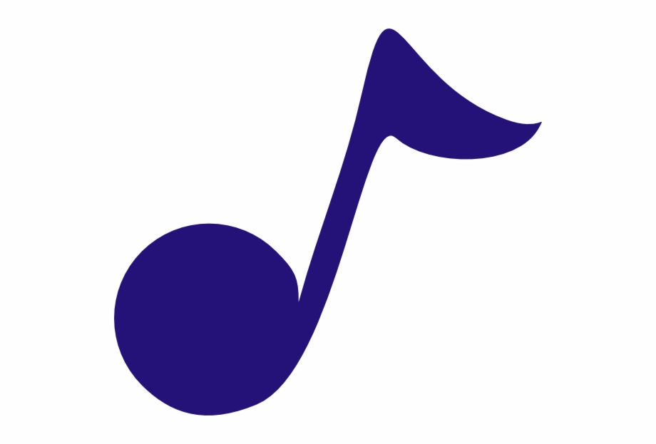 Funny music note.