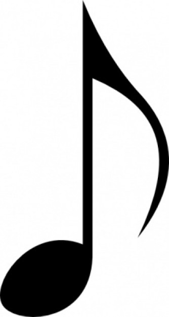 Clipart music notes free images