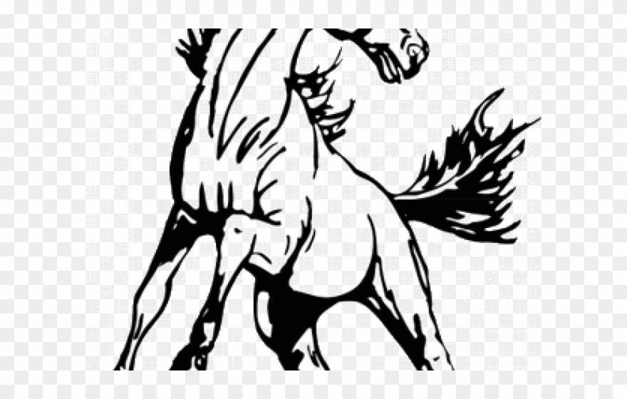 Mustang clipart mckinley.