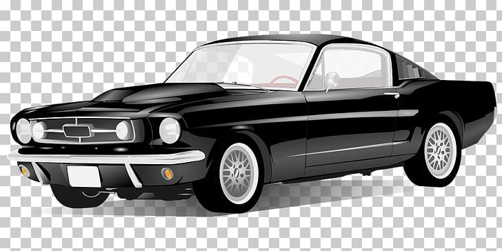 Sports car ford.