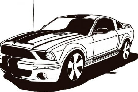 Mustang top ford.