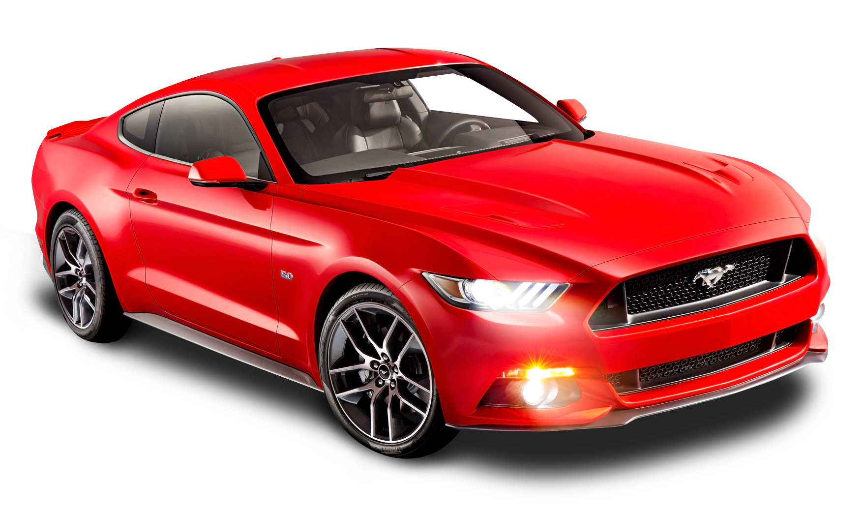 Mustang clipart race.