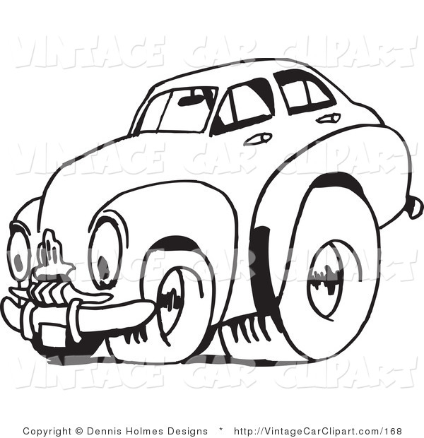 Mustang car clipart.