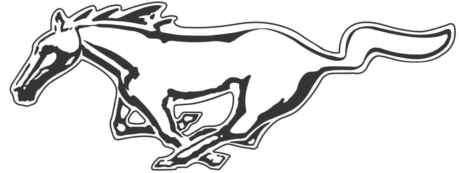 Mustang png images.