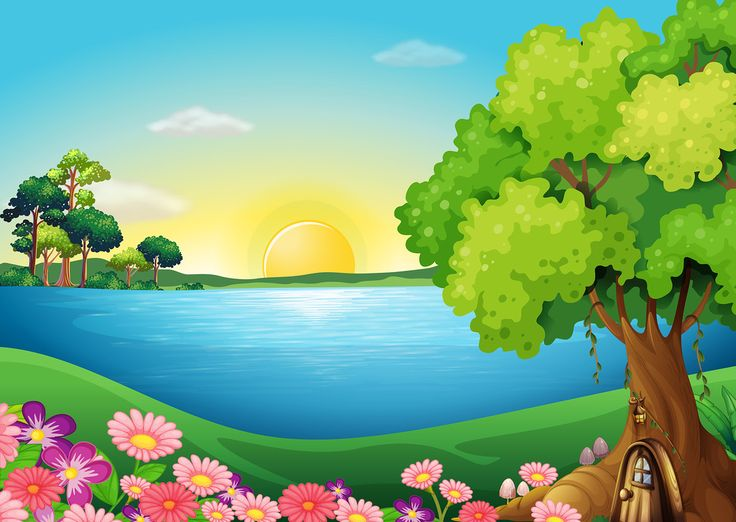 Free natural background.