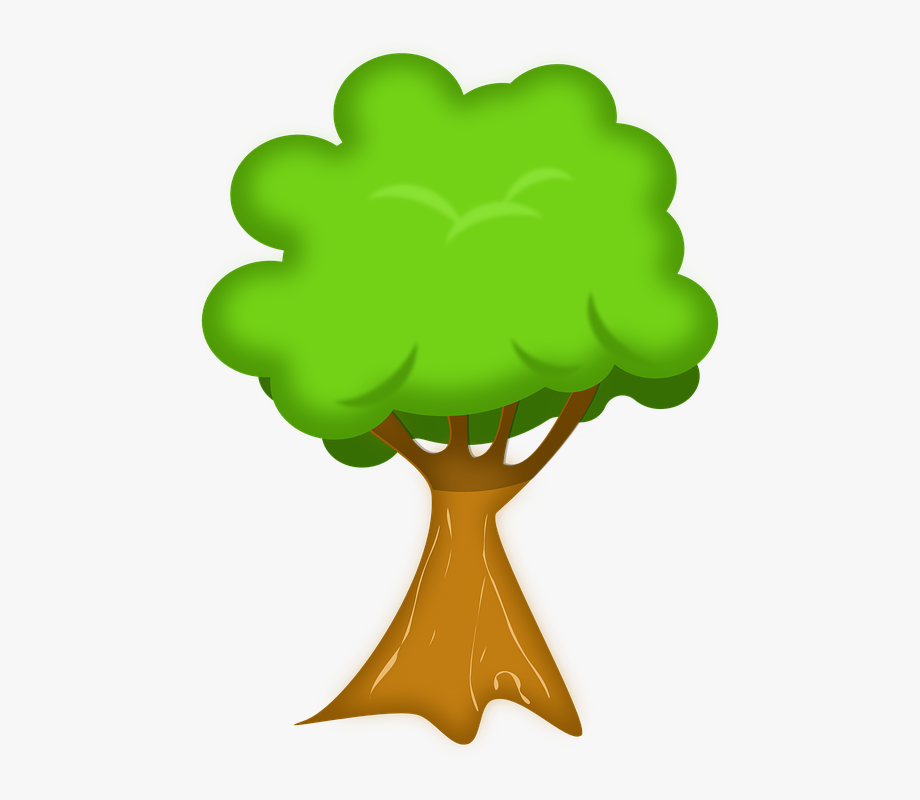 environment clipart tree