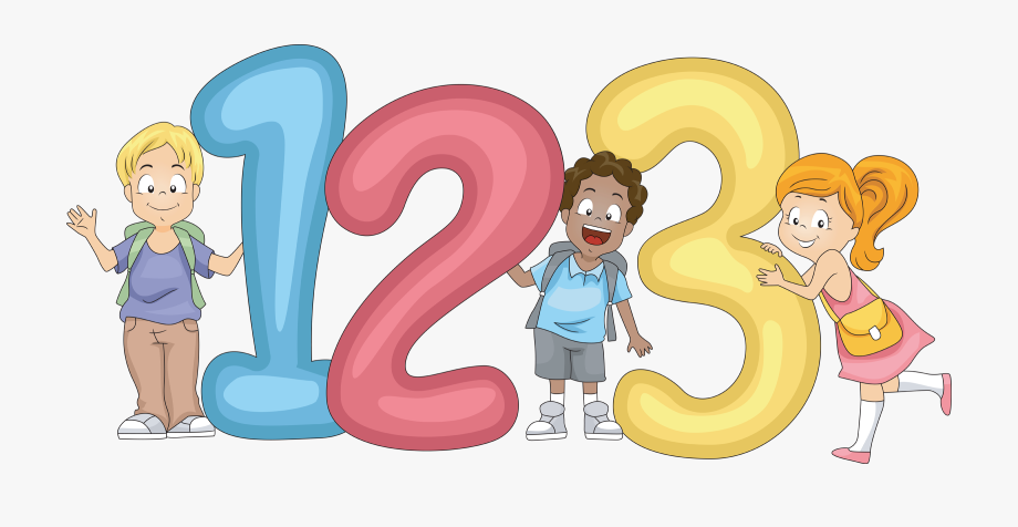 Number clipart for.