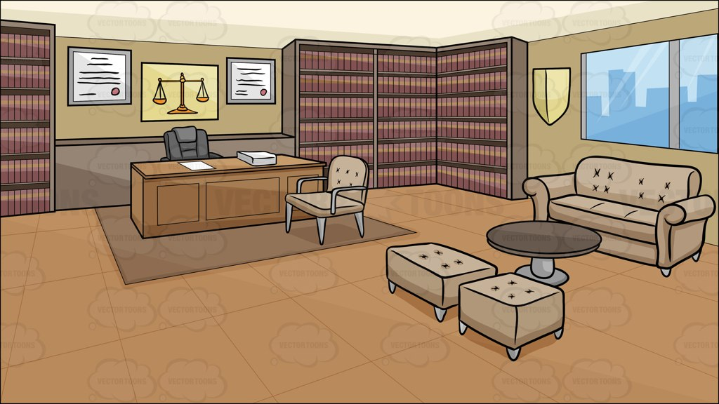 office clipart cartoon