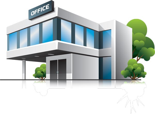 office clipart building