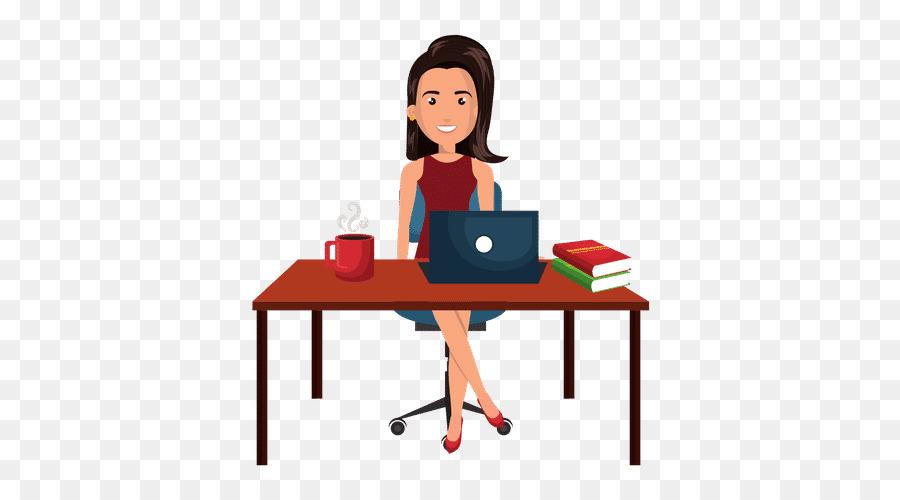 office clipart illustration