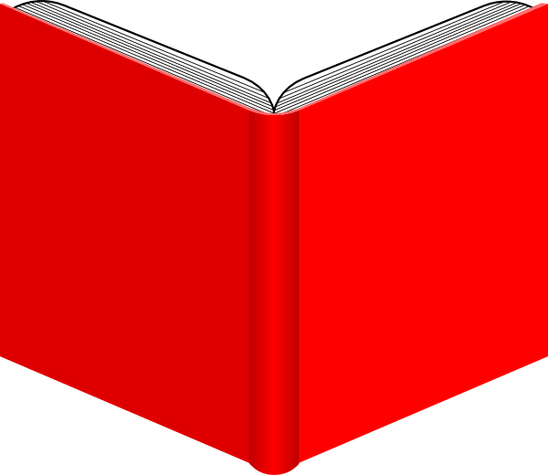 Open book orange.