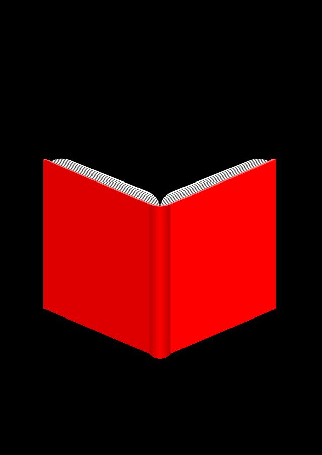 Open book cover.
