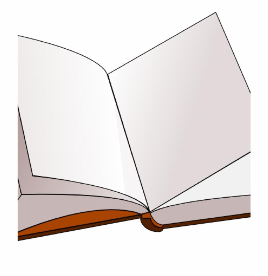 Clipart open book.