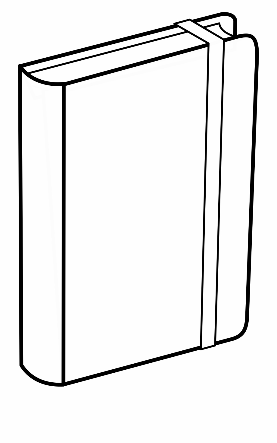 Notebook clipart rectangle.