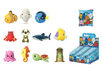 Disney Finding Dory Collectible Blind Bags Key Chains