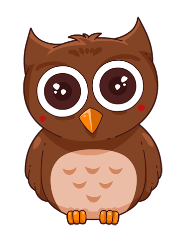 Free cartoon owl.