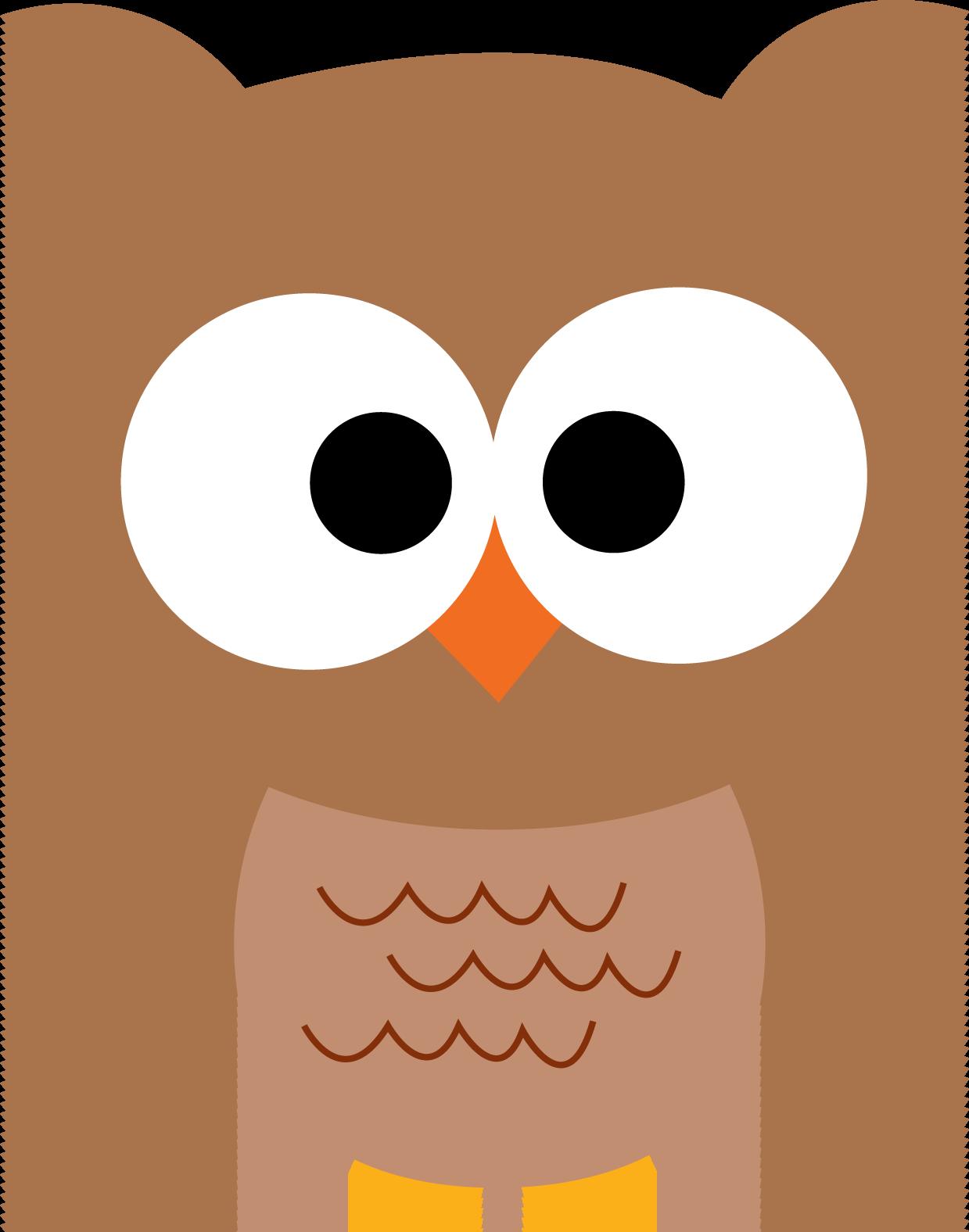 Cartoon owl barn.