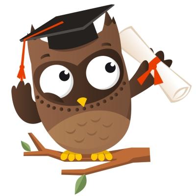Free smart owl.