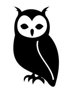 Best owl silhouette.