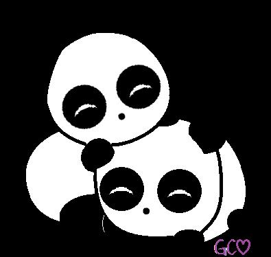 Chibi pandas trollangurl22.