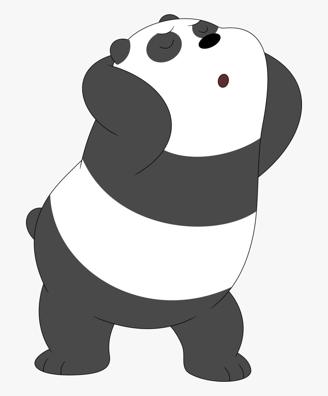 Anime panda png.