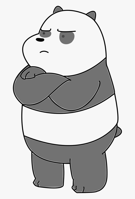 Panda bear animal.