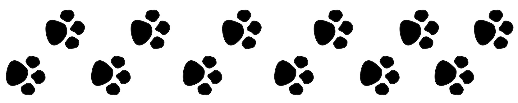 cat paws clipart panther