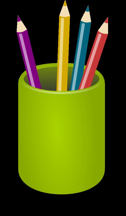 Free color pen.