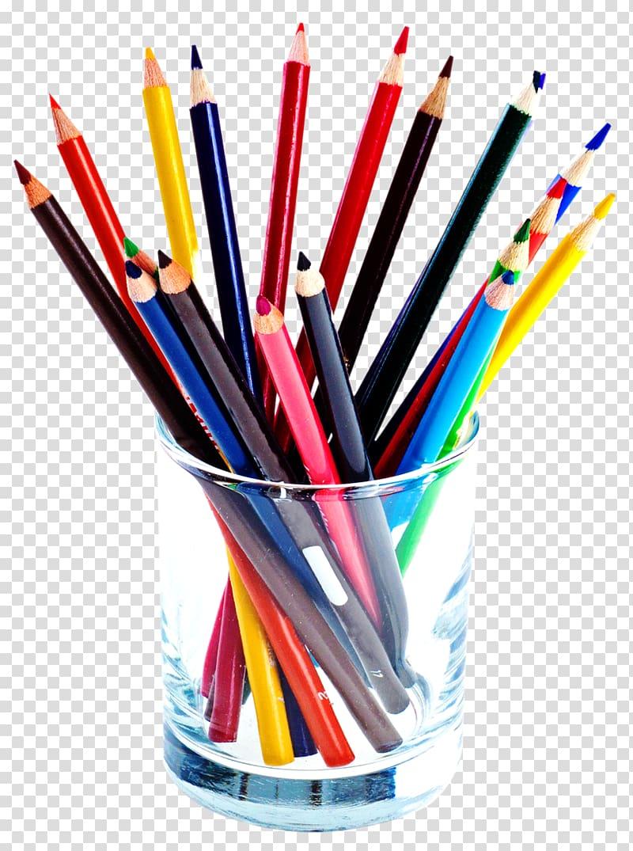 Pencil colors clear.