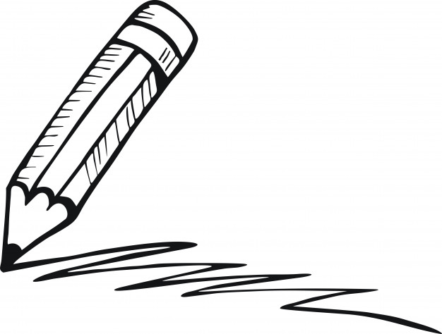 Sketch vector pencil.