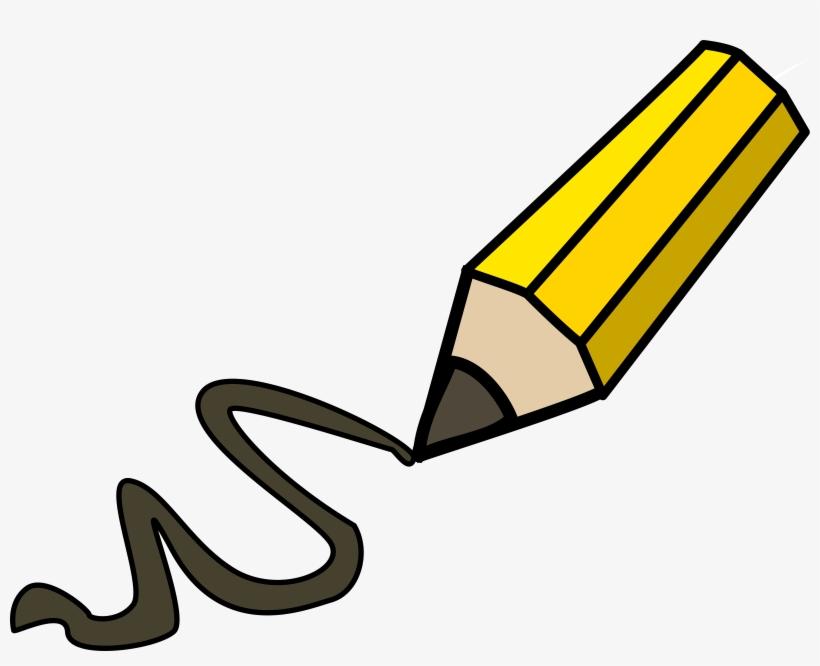 Paper pencil clip.