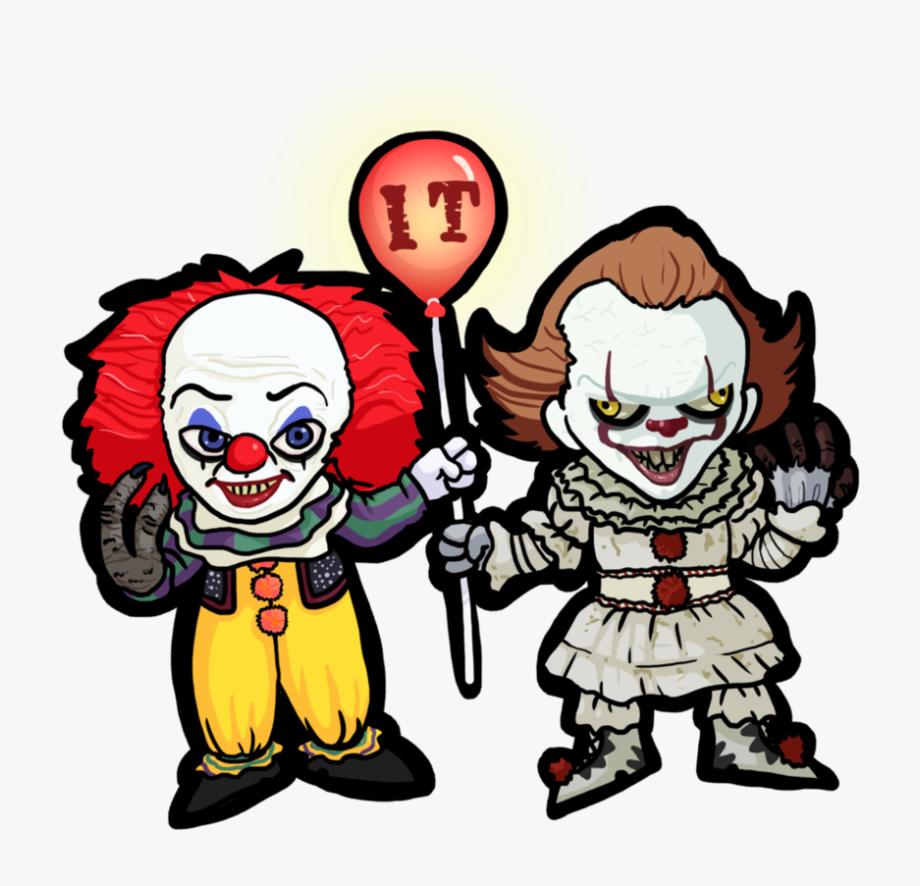Clown clipart halloween.