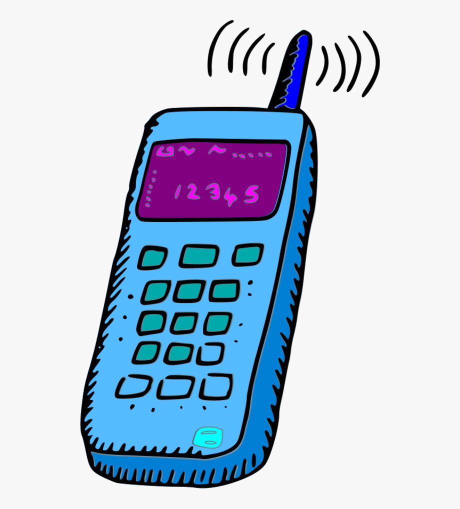 Analogue mobile phone.