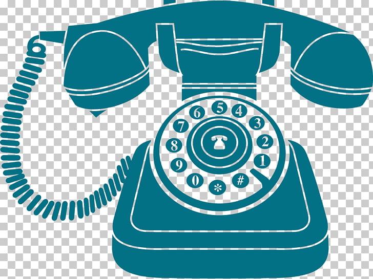 Telephone retro style.