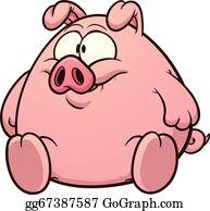Fat pig clip.