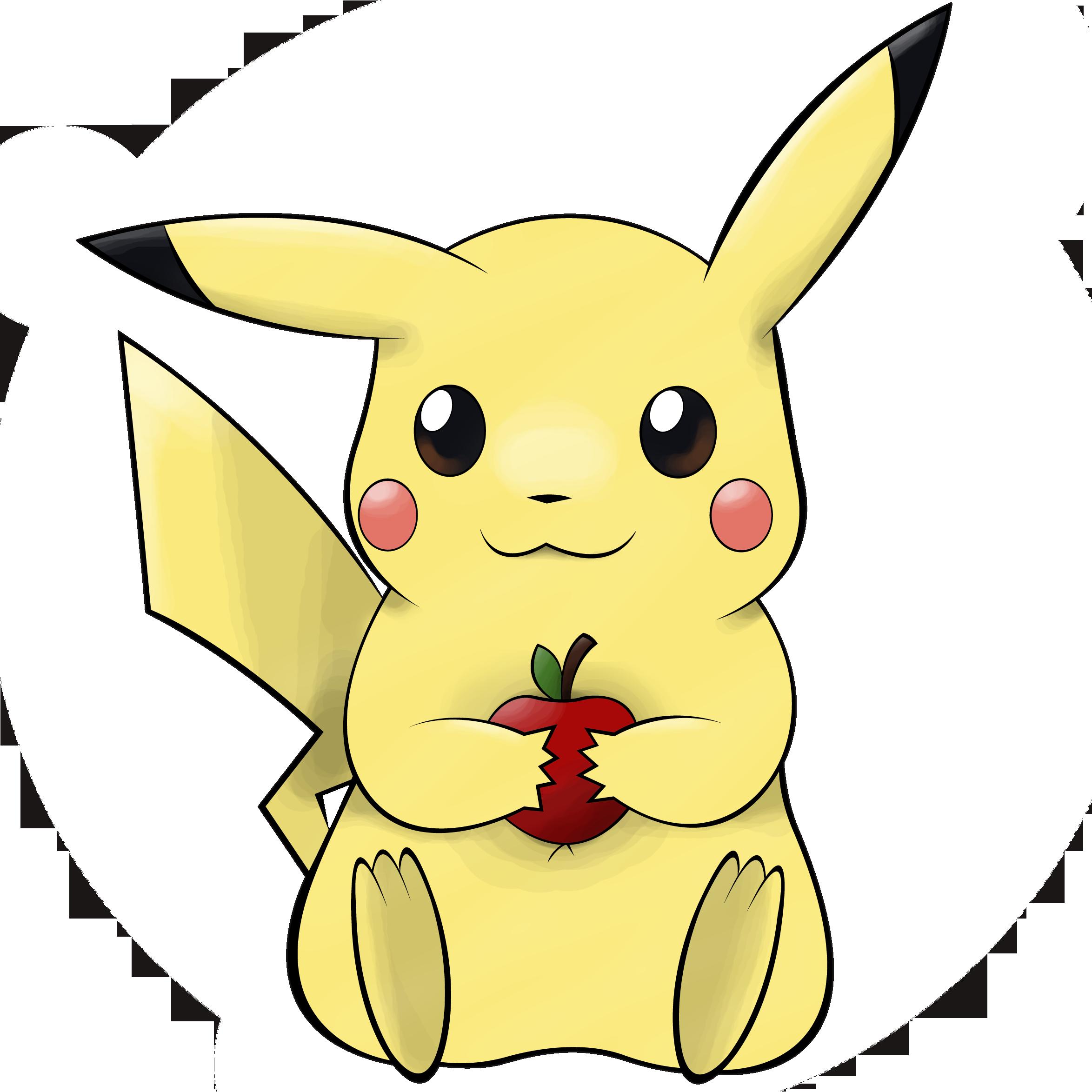 HD Pikachu Clipart Transparent Background