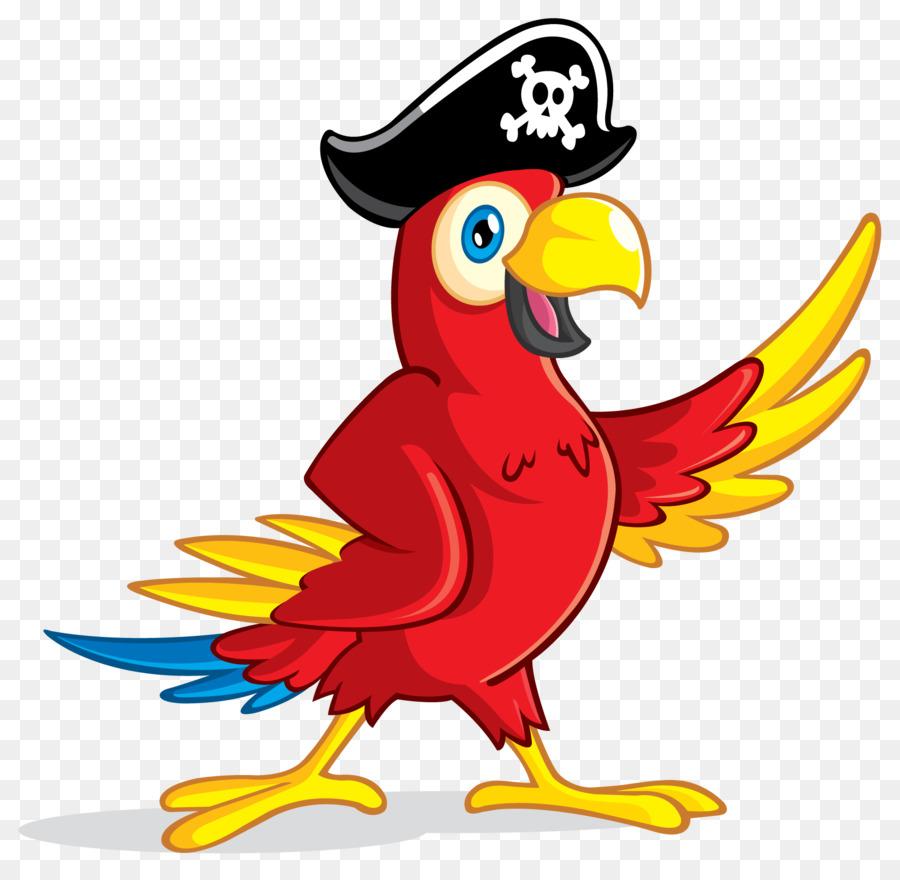 Pirate Cartoon clipart