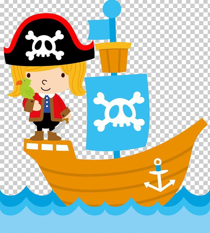 Piracy child pirate.