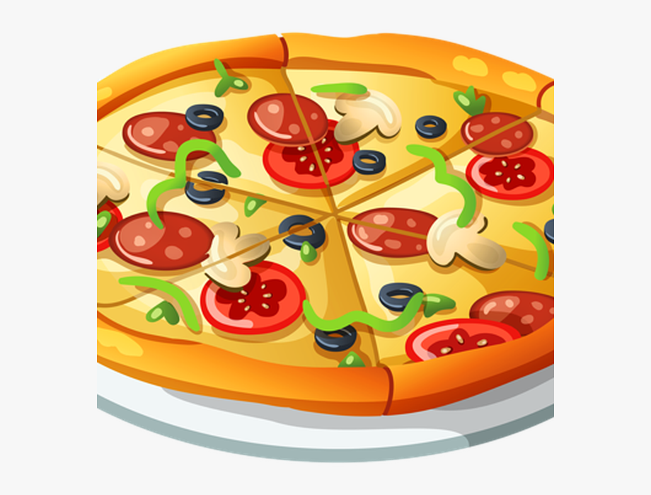 Chicken For Pizza Clipart , Transparent Cartoon, Free