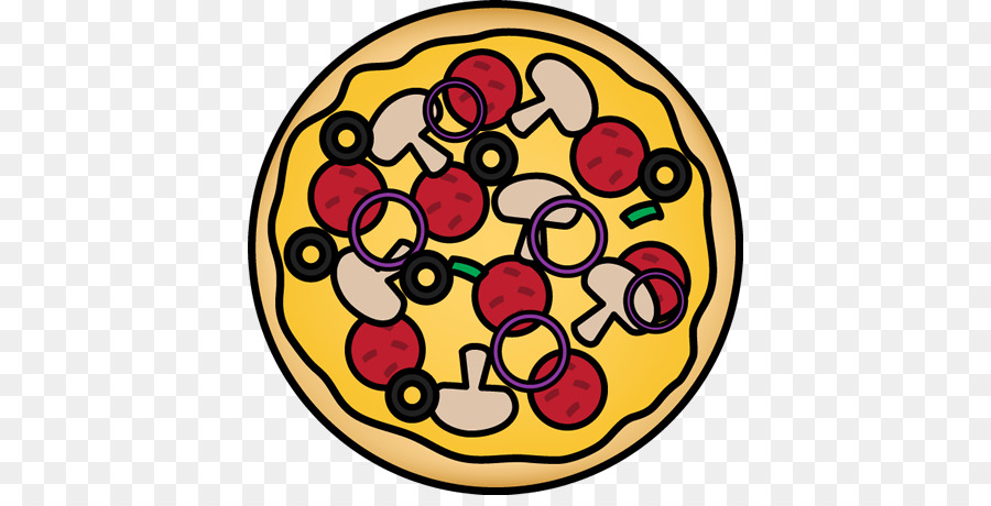 Pizza background clipart.