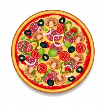 Pizza vectors photos.
