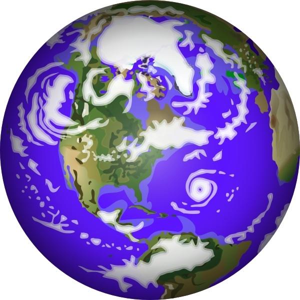 Planet earth clip.